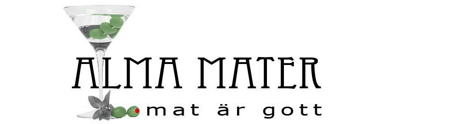 Alma Mater - mat är gott